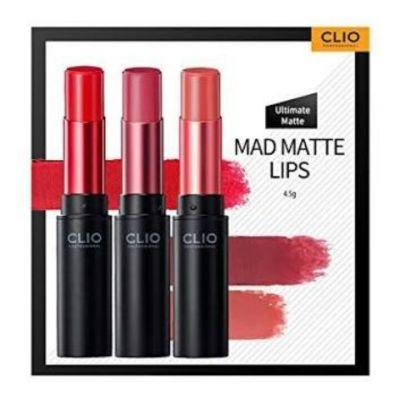 Clio Clio Mad Matte Lips