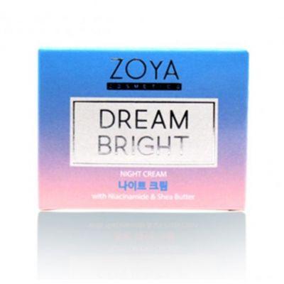 Zoya Cosmetics Dream Bright night cream