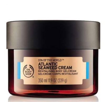The Body Shop Spa Of The World Atlantic Seaweed Cream