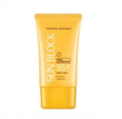 Nature Republic Mild Sunblock 35 SPF PA++