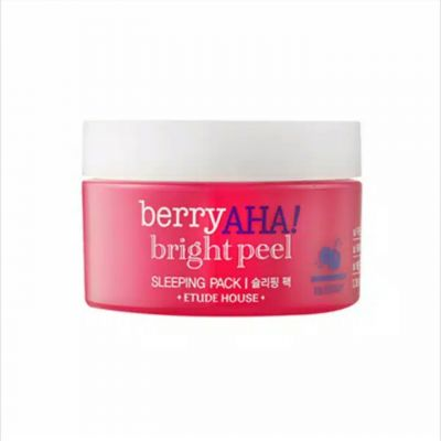 Etude House Etude House Berry AHA Bright Peel Sleeping Pack