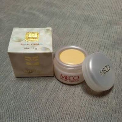 Kelly meco pearl cream