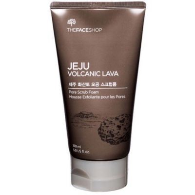 The Face Shop Volcanic Lava Facial Scrub