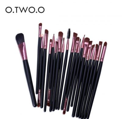 20 Pcs Makeup Brush Set