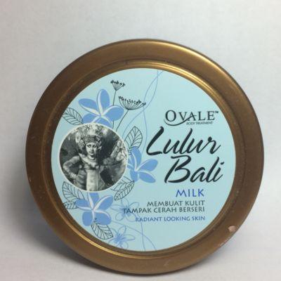 Ovale Lulur Bali