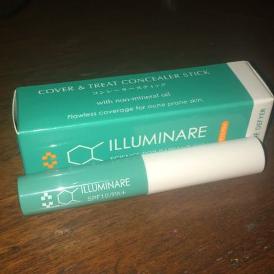 iluminare ILLUMINARE COVER & TREAT CONCEALER STICK