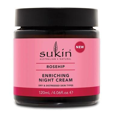 Sukin Sukin Rose Hip Enriching Night Cream