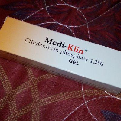 Medi-Klin clindamicyn gel