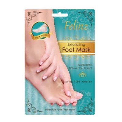 Felinz Felinz Exfoliating Foot Mask