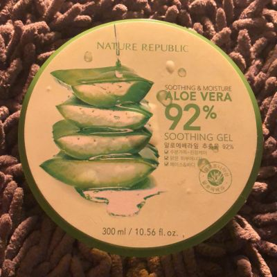 Nature Republic Soothing & moisture Aloe vera 92%