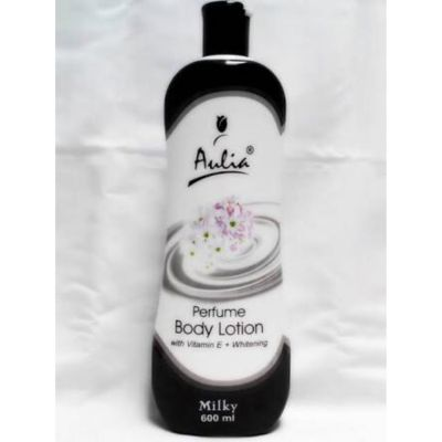 Aulia Aulia perfume body lotion