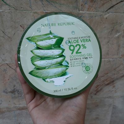 Nature Republic nature republic aloe vera gel