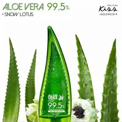 L'Oreal Professionnel Malissa Kiss Aloe Vera & Snow Lotus 99.5%