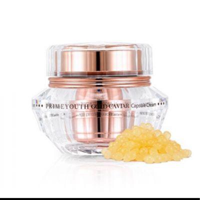 Holika Holika Prime Youth Gold caviar capsule cream
