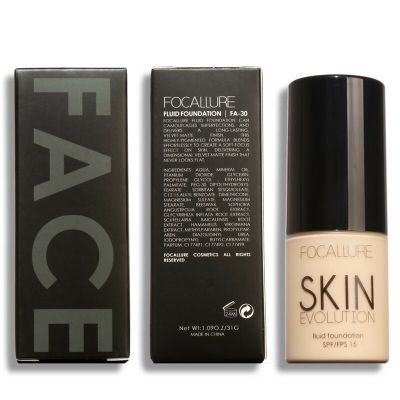 Focallure Focallure Face Foundation Makeup Base