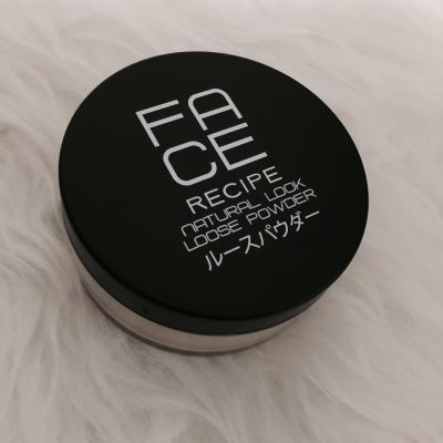 FACE Recipe Face Recipe Loose Powder