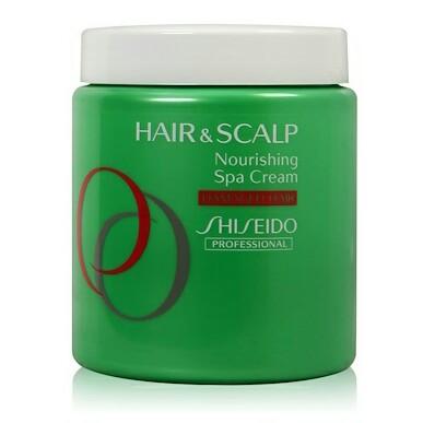 Shiseido Professional Hair & Scalp Nourishing Spa Cream