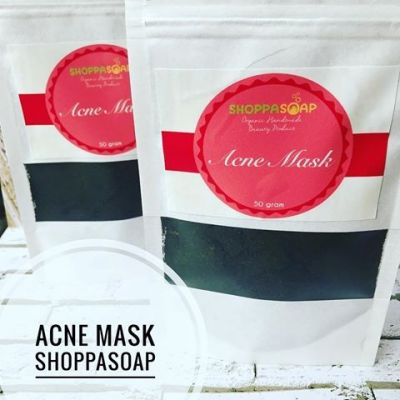 Shoppasoap Acne Mask