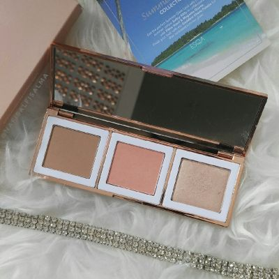 ESQA Goddess Cheek Palette