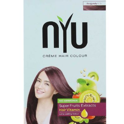 NYU Hair Colour NYU Creme Hair Colour