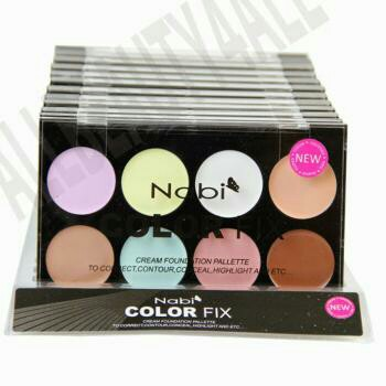 Nabi Nabi Color Fix Cream Foundation Palette