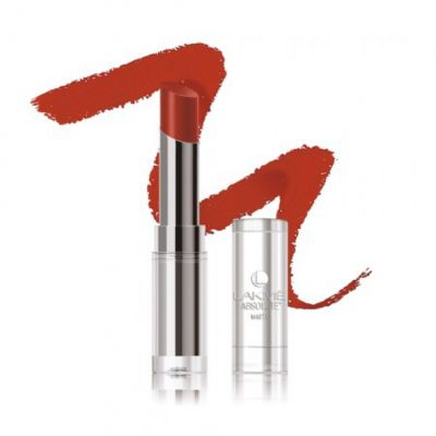 lakme Sculpt New Hi-Definition Matte Lipstick