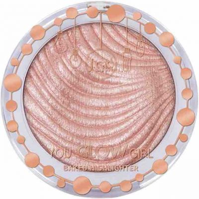 J Cat Beauty You Glow Girl Baked Highlighter