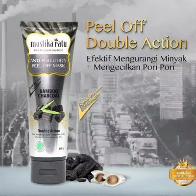 Anti Polution Peel Off Mask
