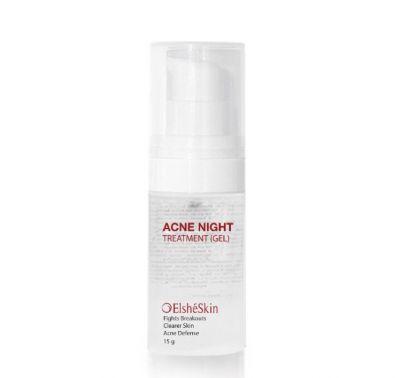 ElsheSkin Acne Night Treatment (Gel)