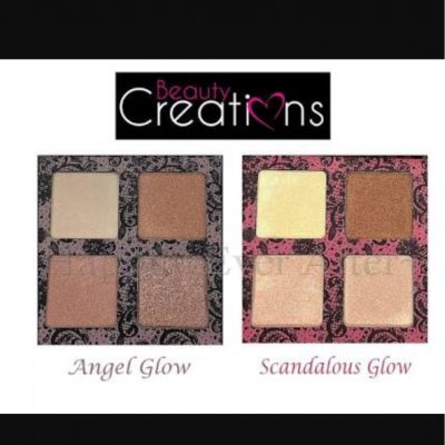 Beauty Creations Beauty creations highlight pallete