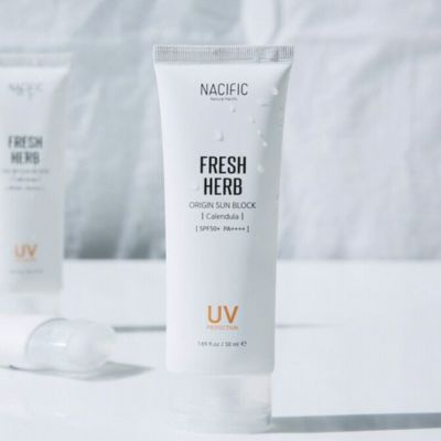 Nacific Fresh Herb Origin Sun Block