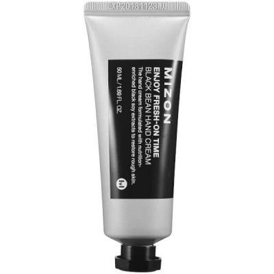 Mizon Enjoy Fresh-On Time Black Bean Hand Cream