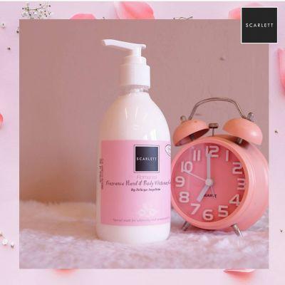 Scarlett Fragrance Hand & Body Whitening Cream