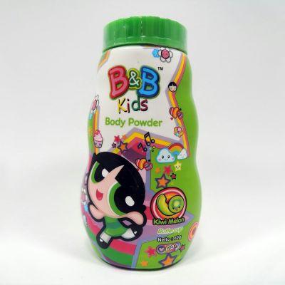 Kino Indonesia Sleek B&B Kids Body Powder