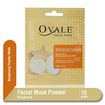 Ovale Facial Mask Powder
