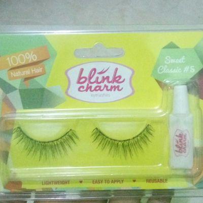 Blink Charm Blink Charm eyelahes