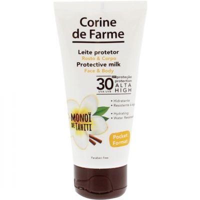 Corine de Farme Protective milk for face and body