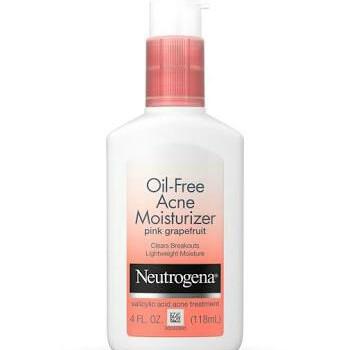 Neutrogena neutrogena oil free acne moisturizer