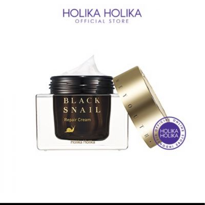 Holika Holika Holika holika prime youth black snail repair cream