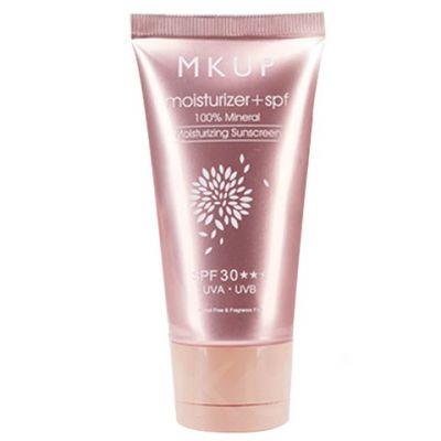100% Pure  MKUP 100% Mineral Moisturizing Sunscreen
