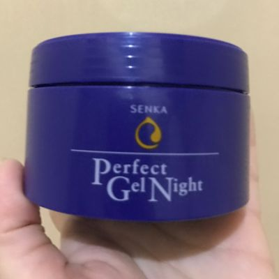 Senka Perfect Gel Night
