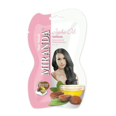 Miranda Miranda Hair Mask Jojoba Oil