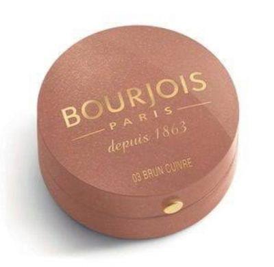 Bourjois 03 brun cuivre