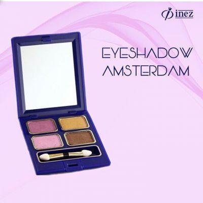 Inez Cosmetics Color Contour Plus Eye Shadow Collection