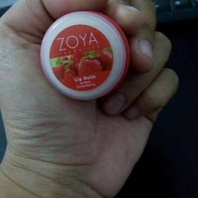 ZOYA lip balm