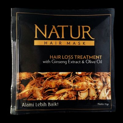 Natur Hair Mask (Hair Loss Treatment)