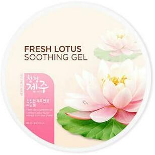 The Face Shop Fresh Lotus Soothing Gel