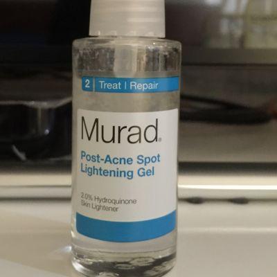 Murad Post acne spot lightening gel