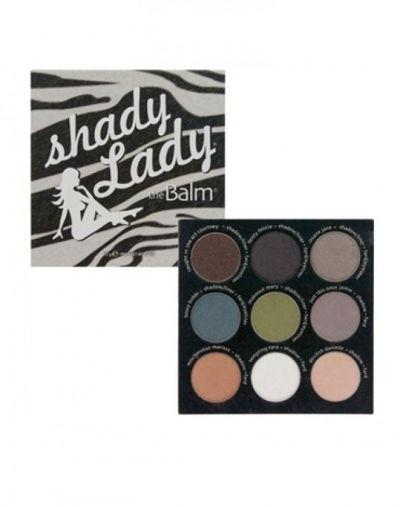 The Balm ShadyLady Eyeshadow Palettes