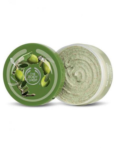 The Body Shop Olive Cream Body Scrub